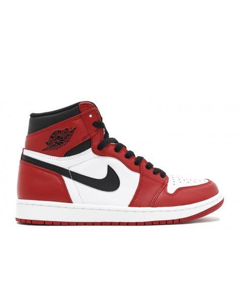 buy online 7c7cb 0c711 Air Jordan 1 Retro High Og Chicago White Black Varsity Red 555088 101