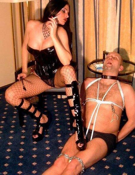 Mistress Kara Mixed Wrestling