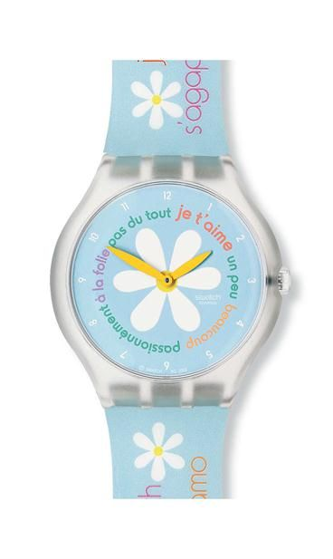 Discover the Swatch watches matching your search: French Lover, All the Swatch watches are in the Swatch Finder of Swatch United States.