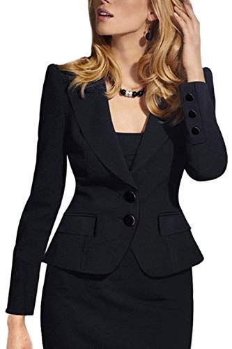 Veste tailleur noire grande taille