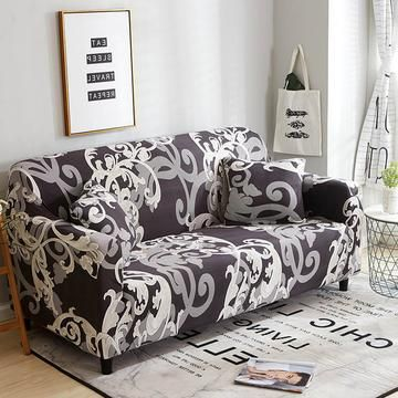 Curls Style Sofa Cover Sofa Covers Corner Sofa Covers Slipcovers