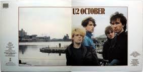 Grand canal docks Dublin - cover U2s October