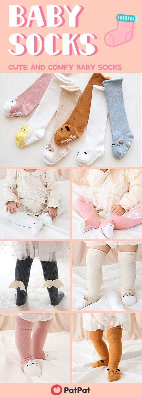 5 Pair Cute Newborn Baby Girls Boys Soft Socks Mixed Color New Design Best  S ER