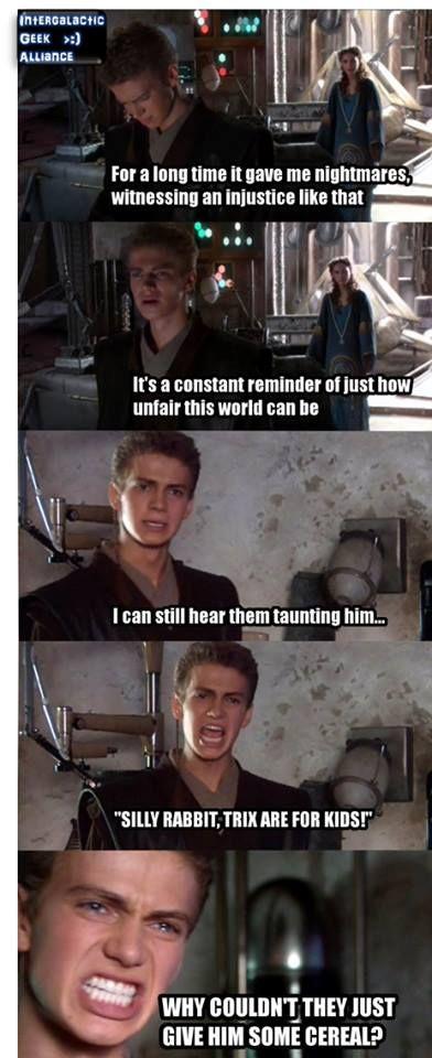 Jedi Mind Trix And The Oscar Goes Intergalactic Geek Alliance Star Wars Jokes Star Wars Humor Star Wars Memes