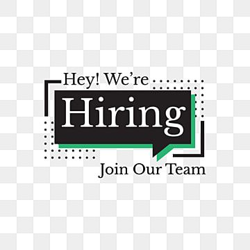 We Are Hiring Png Background Design Template We Are Hiring Png Images We Are Hiring Vector Were Hiring Png Png And Vector With Transparent Background For Fre Design Template Background Design