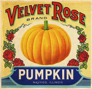 Free Vintage Art Downloads The Beehive Shoppe Fruit Crate Label Fruit Labels Pumpkin