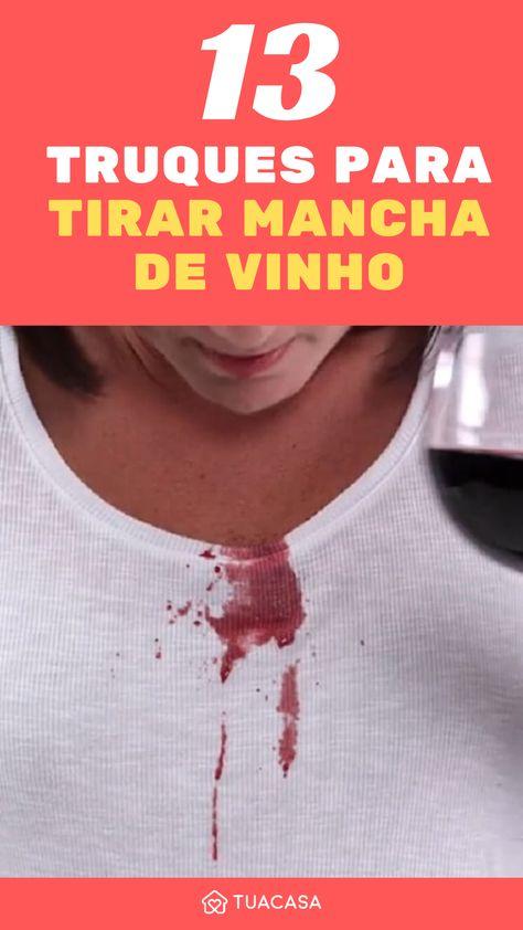 Como Tirar Mancha de Vinho: 13 Métodos Testados (e APROVADOS)
