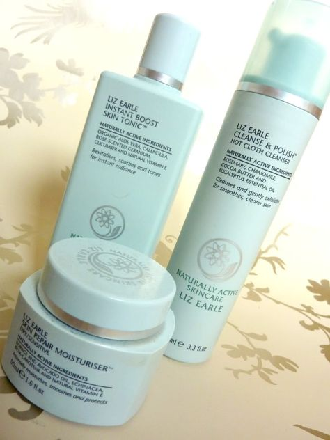 Zoella | Beauty, Fashion & Lifestyle Blog: Review: Liz Earle - Skincare Miracle
