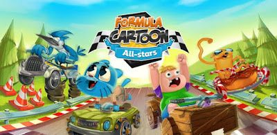 Formula Cartoon All Stars Apk A Lot Of Money Data For Android Myappsmall Provide Online Download Android Apk And Games All Star Cartoon Stars