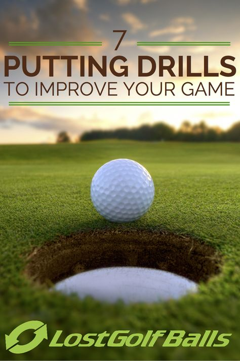 7 Putting Drills To Improve Your Game