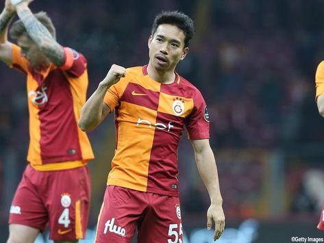 Yuto Nagatomo (SB/MF) (Galatasaray S.K. - Turky)