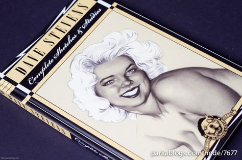 Dave Stevens The Complete Sketchbook Collection