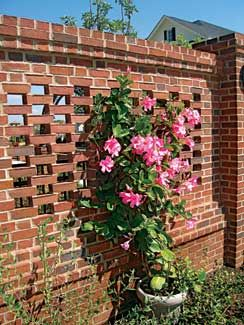 Brick Is Durable; It Needs Little To No Maintenance Over The Years. Brick  Is Beautiful; Special Shape Brick Coping And Rowlock Coping Bring Charactu2026