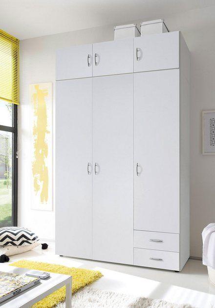 Kleiderschrank Inkl Aufsatz Kleiderschrank Schrank Und