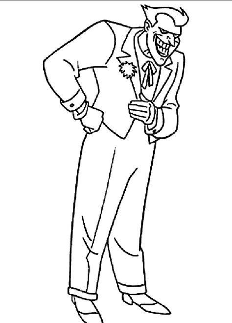 Batman Coloring Page Elegant Free Batman Joker Coloring Pages Of