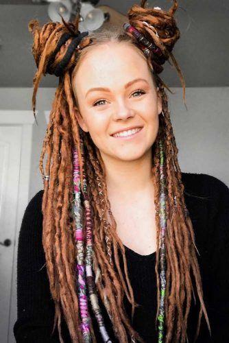 Trendbobfrisuren Com Hair Styles Dread Hairstyles Dreadlocks Girl