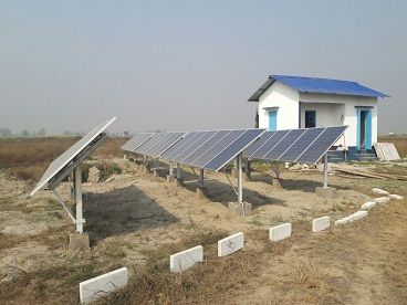 Project 10kw Solar Pump System Location Sonitpur Assam Description 4 System 10hp Ac Submersible With Head 22 32mtr Solar Roof Solar Panel Solar Panels