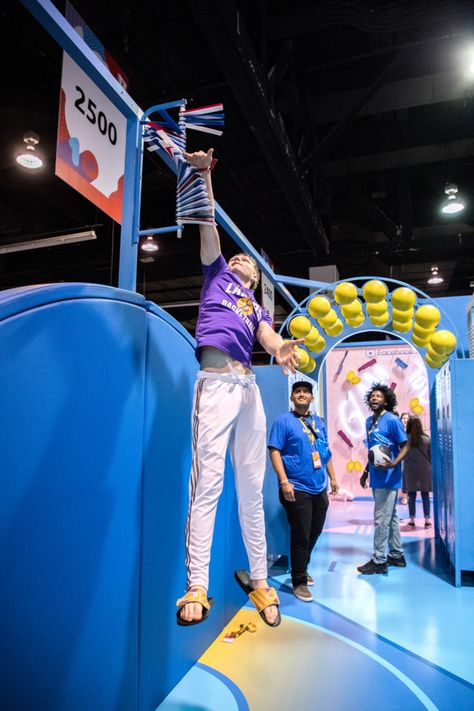 VidCon 2019 Activations From YouTube, MTV, Facebook