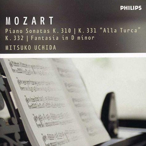 Universal Mitsuko Uchida Piano Sonatas No 8 11 12