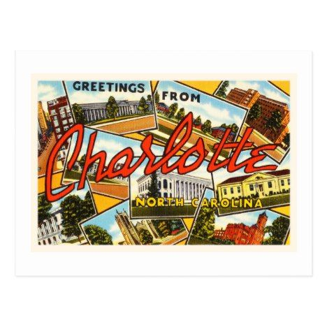 Pin On Vintage City Postcards