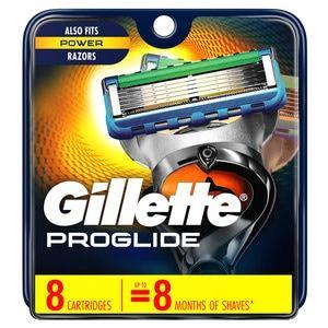 Gillette Fusion Gillette Proglide Men S Razor Blade Refills 8 Count 8 Ct Cvs In 2020 Gillette Fusion Gillette Razor Mens Razors