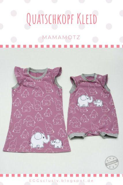 Quatschkopf Und JumperEggsclusiv Elefantenset Kleid Jolly W9IH2YED