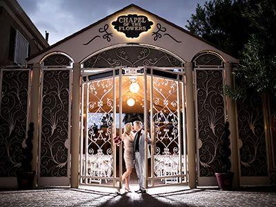 Chapel Of The Flowers Las Vegas Nevada Las Vegas Wedding Chapel Vegas Wedding Chapel Las Vegas Weddings