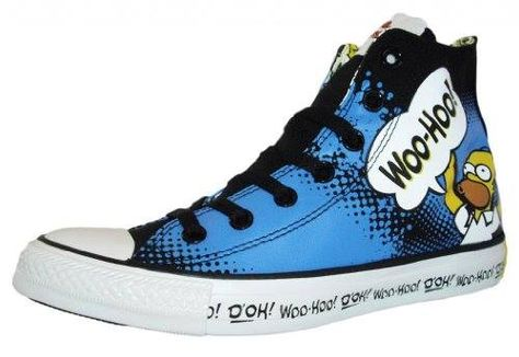 Pin by Johan Axelsson on Best of Simpson | Converse
