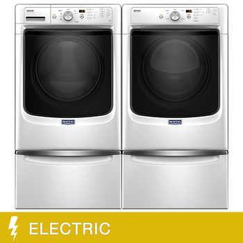 Maytag Stacked Washer Dryer