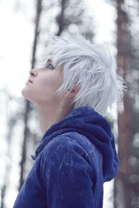Jack Frost Cosplay