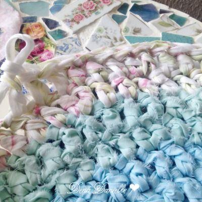 Rag Rugs | Crochet, Fun projects and Crochet hooks