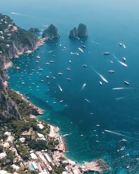 #Capri #Italy #breathtakingview