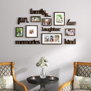 Picture Frames You Ll Love Wayfair Picture Frame Sets Collage