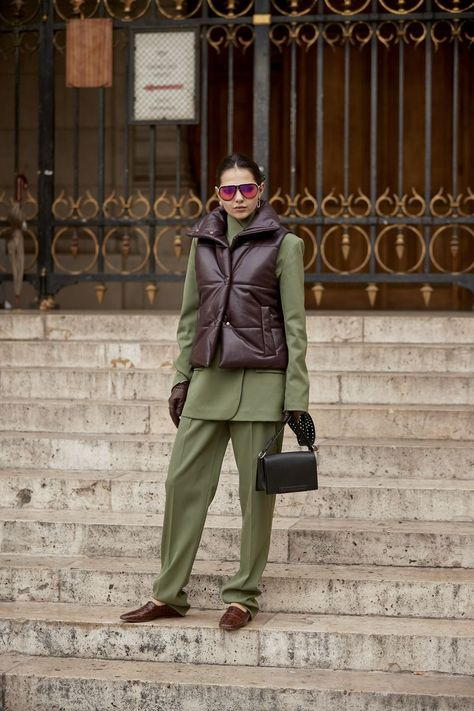 The Best Street Style Of Paris Fashion Week - Daily Fashion