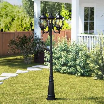 Tucker 96 Lamp Post In 2020 Post Lights Outdoor Lamp Posts Lamp Post