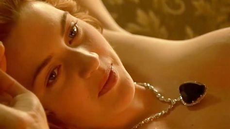 "Kate Winslet NUDE In ""Titanic"" #JPMN"