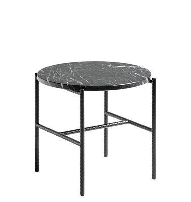 Hay Rebar Coffee Table Black Made In Design Uk Modern Coffee