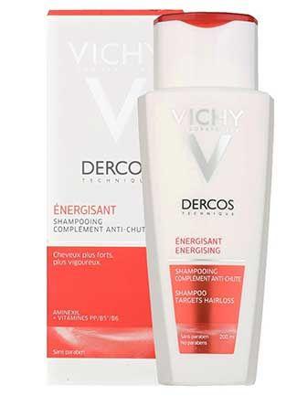 أفضل شامبو طبي للشعر شامبو فيتشي للقشرة و منع تساقط الشعر Best Medical Hair Shampoo Vichy Shampoo For Dandruff Hair Shampoo Shampoo Bottle Hair