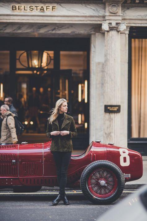 Alfa Romeo P3 – Amy Shore Photography