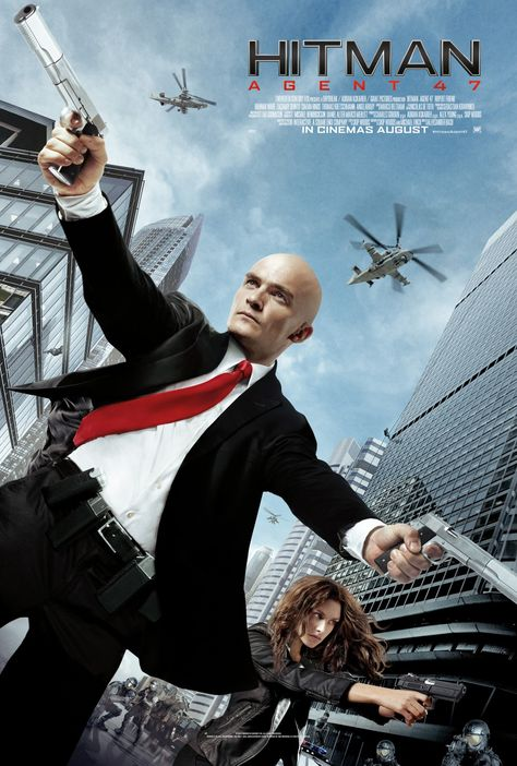 New Hitman Agent 47 Trailer Images And Posters Hitman Agente