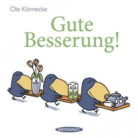 Toll Ole Könnecke   Gute Besserung!