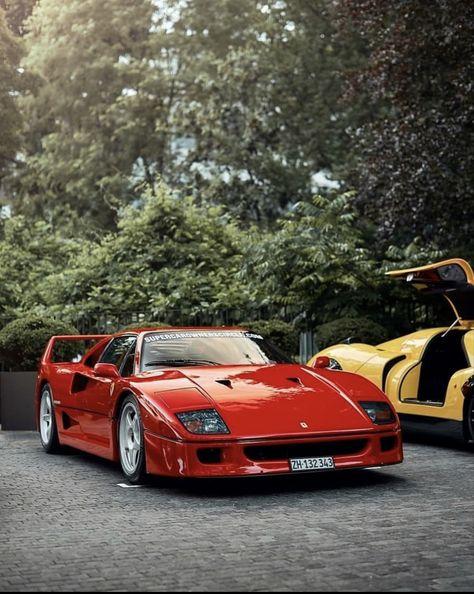 Pin By Riderstyle On Ferrari Ferrari F40 Ferrari Ferrari Car