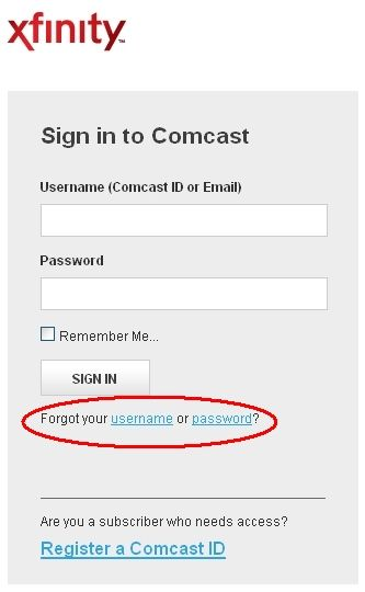 Free Xfinity Accounts, Email and Passwords List That Work in