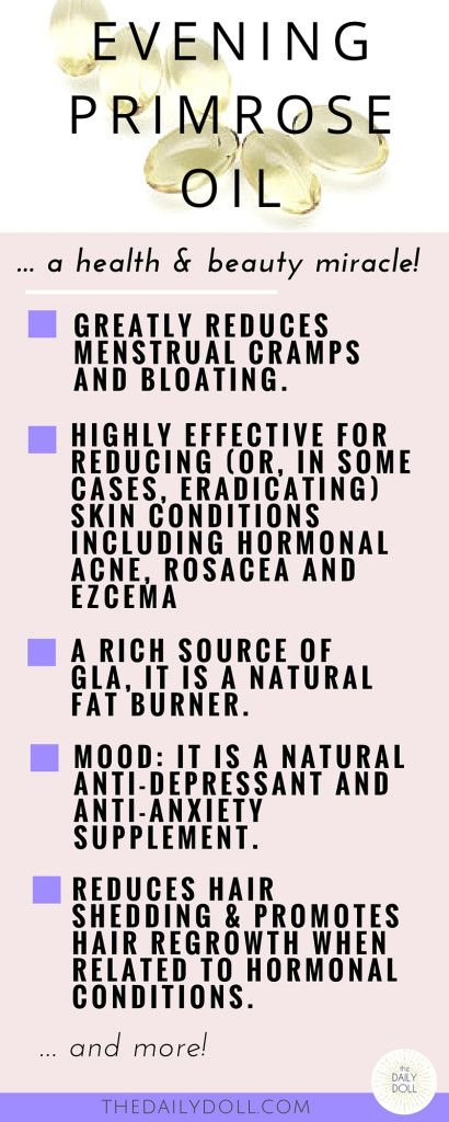 You Maca Me Crazy! An Outspoken Guide to Happier Lady Parts -- Evening Primrose Oil is a PMS Cure, Balances Hormones & More   TheDailyDoll.com