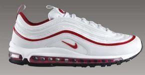 Nike Air Max 97 | White / Red - EU