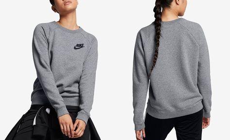 Nike Sportswear Rally French Terry Sweatshirt & Reviews