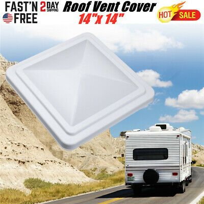 Advertisement Rv Roof Vent Cover Replacement Lid Ventline For Camper Rv Trailer 14x14in Hklk In 2020 Roof Vent Covers Rv Campers Motorhome Vent Covers