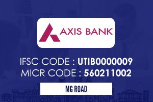 Axis Bank Mg Road Ifsc Code Axis Bank Coding Personal Loans