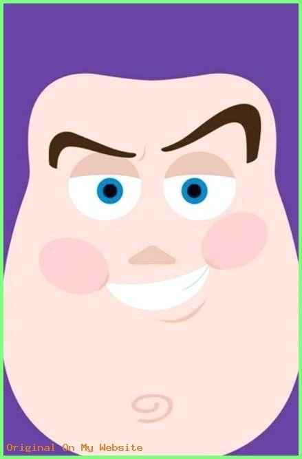 39+ Buzz lightyear face clipart info