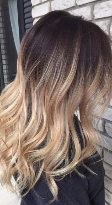 38++ Long brown hair ombre ideas in 2021